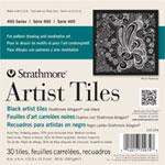 Strathmore Artist Tiles Black