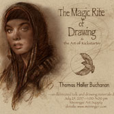 Illustrated Talk & Demo with Thomas Buchanan, Saturday, July 29, 1-3pm, Denver Store Only