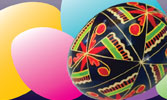 Ukrainian Egg Decorating Demo with Helen Lozynsky, Saturday, April 8, 1-3pm, Denver store only