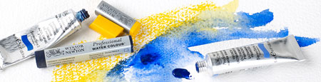 Winsor & Newton Water Colour Products, Tuesday, April 15, 12-2pm