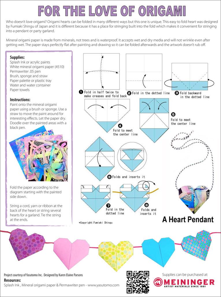 Lesson Plan 14  I Love Origami
