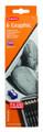 Derwent Graphic Pencil 6pc Tin