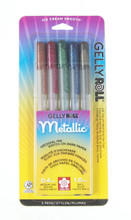 Gelly Roll Dark Metallic Set 5pc