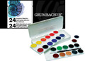 Grumbacher Transparent  Watercolor 24pc Set