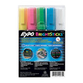 Expo Bright Sticks Markers 5pc Set