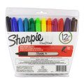 Sharpie Marker Fine 12pc Set w/Pouch