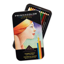 Prismacolor Pencil 12pc Set