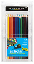 Scholar Color Pencil 12pc Set