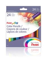 Color Pencils 24 Piece