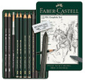 Pitt Graphite 11pc Set