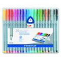 Triplus Fineliner 20pc Set