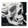 Cretacolor Black & White Skull Tin 25-pc Set