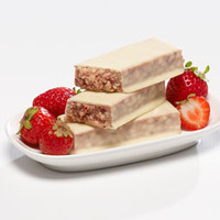 Strawberry Shortcake Protein Bars