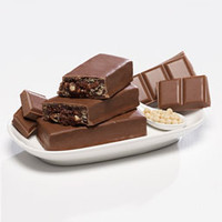 Wholesale Chocolate Crisp Protein bar