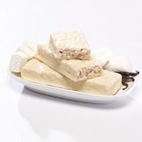 Fluffy Vanilla Crisp Protein Bars