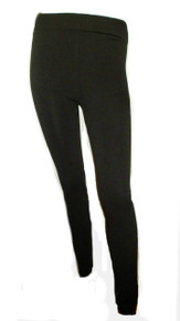 Thick fleece leggings