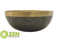 "Master Meditation Series Zen Singing Bowl 8.5""  zmm900"
