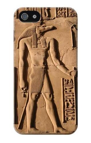 S0391 Egyptian Sobek Case Cover For IPHONE 5 5s SE