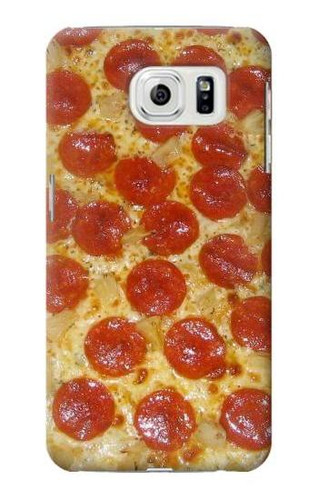 S0236 Pizza Case For Samsung Galaxy S7 Edge