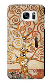 S2723 The Tree of Life Gustav Klimt Case For Samsung Galaxy S7