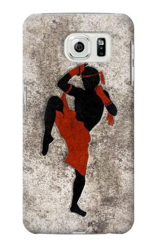 S2634 Muay Thai Kickboxing Martial Art Case For Samsung Galaxy S7 Edge