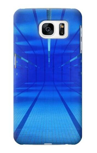 S2787 Swimming Pool Under Water Case For Samsung Galaxy S7