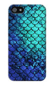 S3047 Green Mermaid Fish Scale Case For IPHONE 5 5s SE