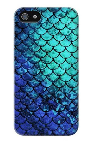 S3047 Green Mermaid Fish Scale Case For IPHONE 4/4S