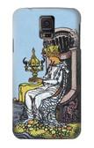 S3067 Tarot Card Queen of Cups Case For Samsung Galaxy S5 mini