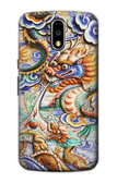 S2584 Traditional Chinese Dragon Art Case For Motorola Moto G4, G4 Plus