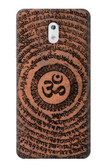 S2874 Om Symbol Tattoo Case For Nokia 3