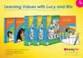 Learning Values with Lucy & Wiz