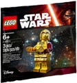 Star Wars 3CPO Minifigure