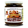 Excellent with hamburgers, steak and just about any cut of beef. Use in stir-fry and vegetables. This chutney also goes well with baked brie or cheese and crackers.