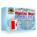 Winter's Night Hot Drink Pack Amaretto Hot Chocolate, Apple Cider Mix, Chocolate Mint Hot Chocolate, Hazelnut Hot Chocolate, Irish Cream Hot Chocolate, Mulled Wine Spices