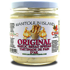 Original Garlic Spread Our signature garlic spread. Great for garlic bread, versatile enough for everyday cooking or sandwiches.
