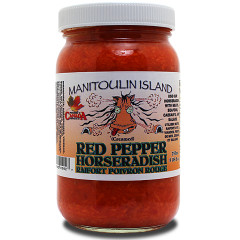 Use our horseradish with meats, seafood, Caesars and salads.