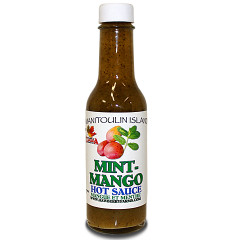 A great marinade or condiment. Excellent on fish or game.