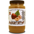 Use our spread on toast, muffins, sandwiches. Slowly roasted hazelnuts. The smooth texture makes for a delicacy that melts in your mouth!