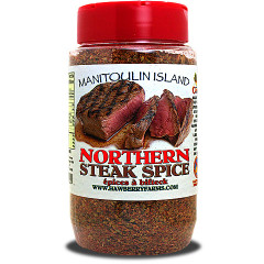 Formally Haweater's, this Northern Steak Spice is awesome!