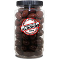 Almonds - Dry Roasted - Milk Chocolate