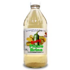 Zesty Pickle Brine