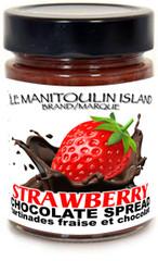 Strawberries in 60% dark chocolate