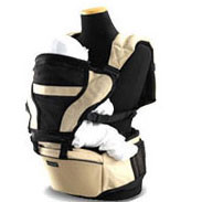 Pognae Smart Hip Seat Carrier-Beige