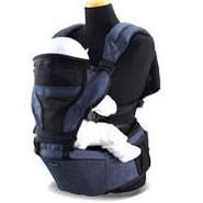 Pognae Smart Hip Seat Carrier-Denim