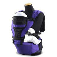 Pognae Smart Hip Seat Carrier-Purple