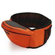 Baby Hipseat + Wrapper - Orange