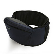 Baby Hipseat + Wrapper - Navy
