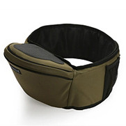 Baby Hipseat + Wrapper - Olive