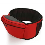 Baby Hipseat + Wrapper - Red
